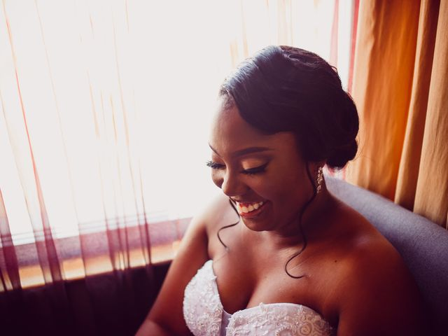 Kemar and Domonique's Wedding in Long Island City, New York 7