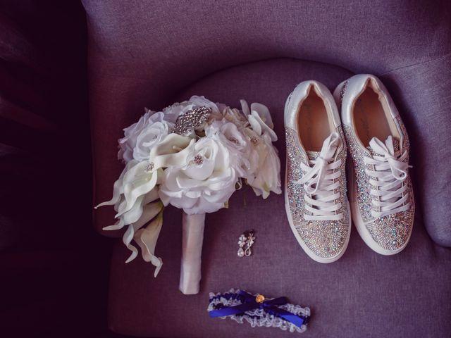 Kemar and Domonique's Wedding in Long Island City, New York 9