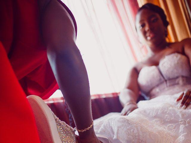 Kemar and Domonique's Wedding in Long Island City, New York 12