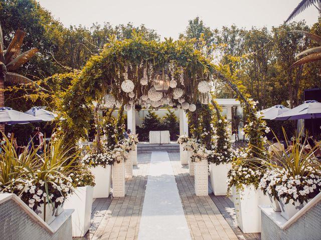 Kemar and Domonique's Wedding in Long Island City, New York 18