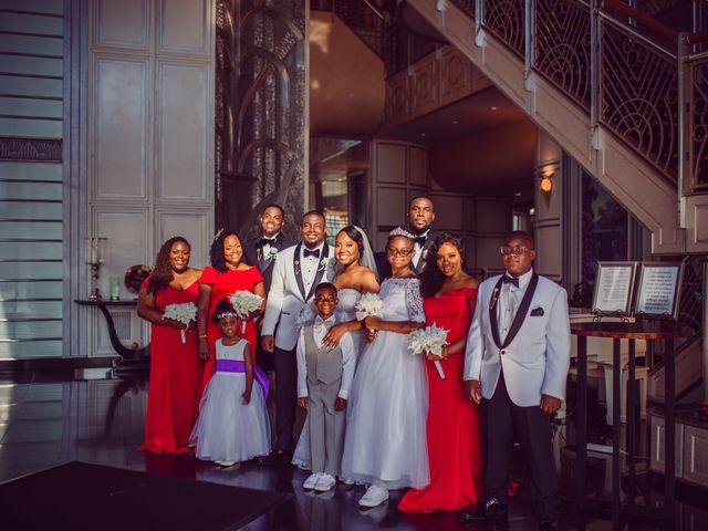 Kemar and Domonique's Wedding in Long Island City, New York 21