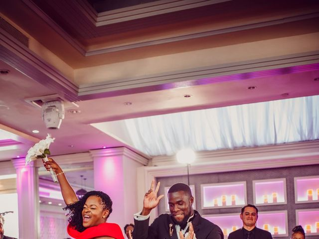 Kemar and Domonique's Wedding in Long Island City, New York 22