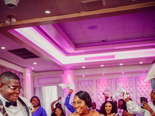 Kemar and Domonique's Wedding in Long Island City, New York 23