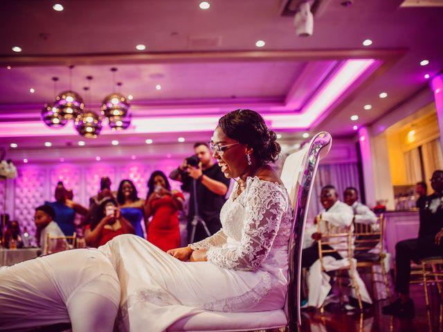 Kemar and Domonique's Wedding in Long Island City, New York 28