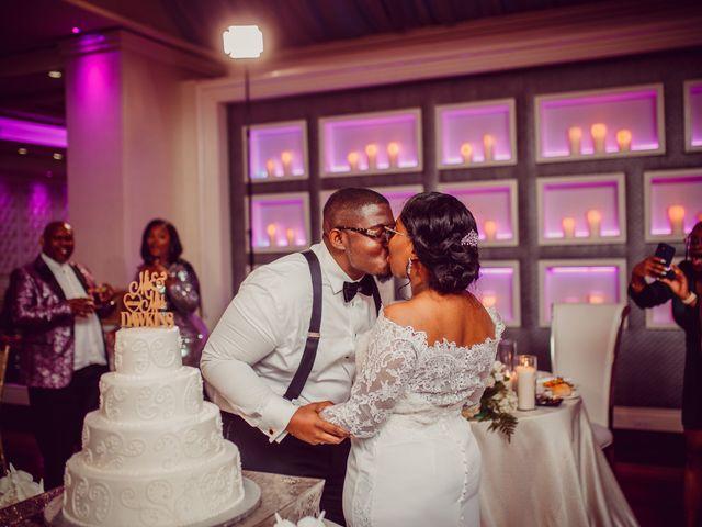 Kemar and Domonique's Wedding in Long Island City, New York 30