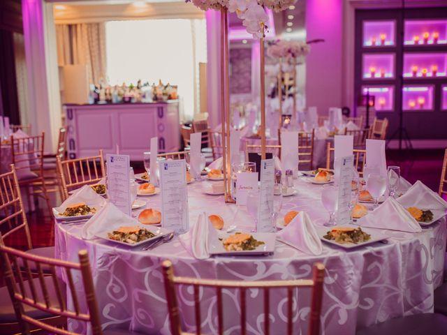Kemar and Domonique's Wedding in Long Island City, New York 33