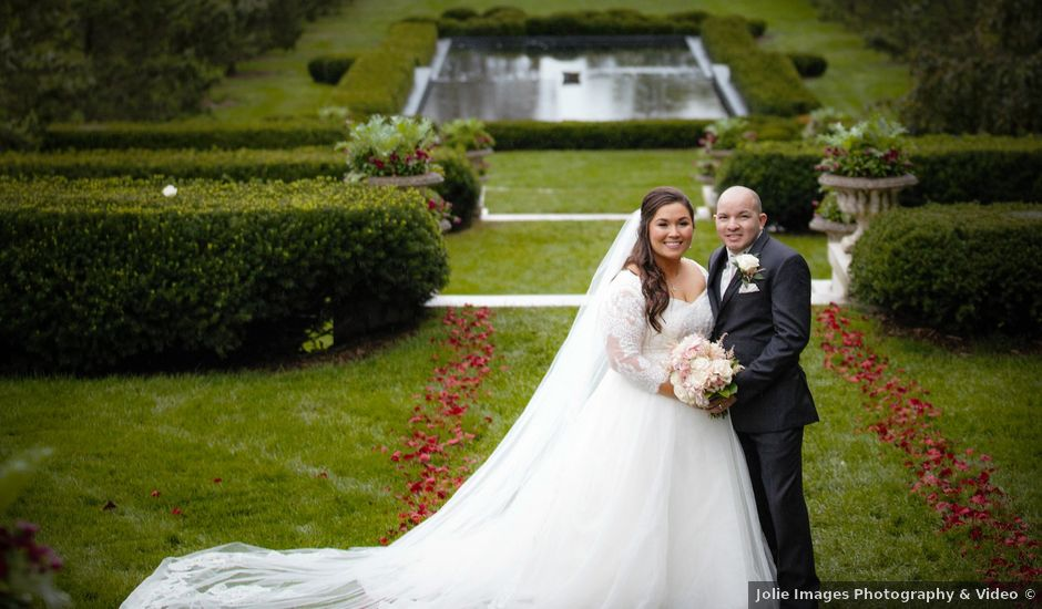 Walter and Melissa's Wedding in Palatine, Illinois