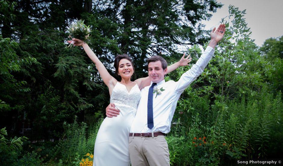Benjamin and Leslie's Wedding in Providence, Rhode Island