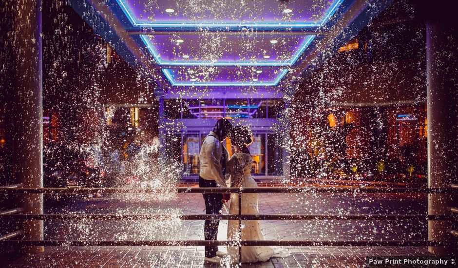 Kemar and Domonique's Wedding in Long Island City, New York