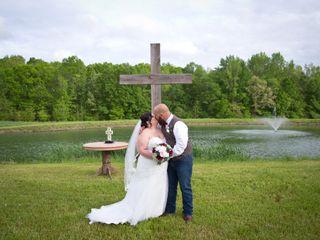 The wedding of Alexus and Dennis 1