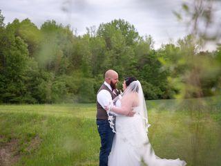 The wedding of Alexus and Dennis 3