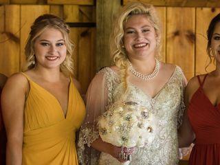 The wedding of Mikayla and Myles 3