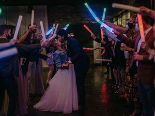 The wedding of Erin and Brandon 1