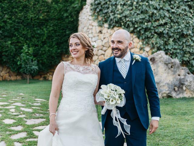The wedding of Sara and Maximiliano