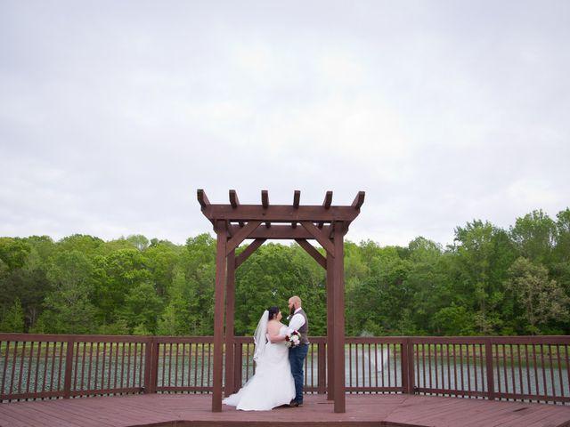 Dennis and Alexus's Wedding in Fountain Inn, South Carolina 2