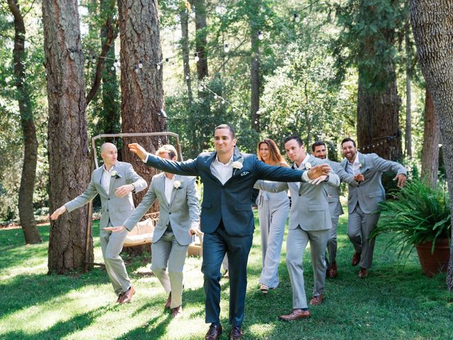Andrew and Carly's Wedding in Santa Rosa, California 12