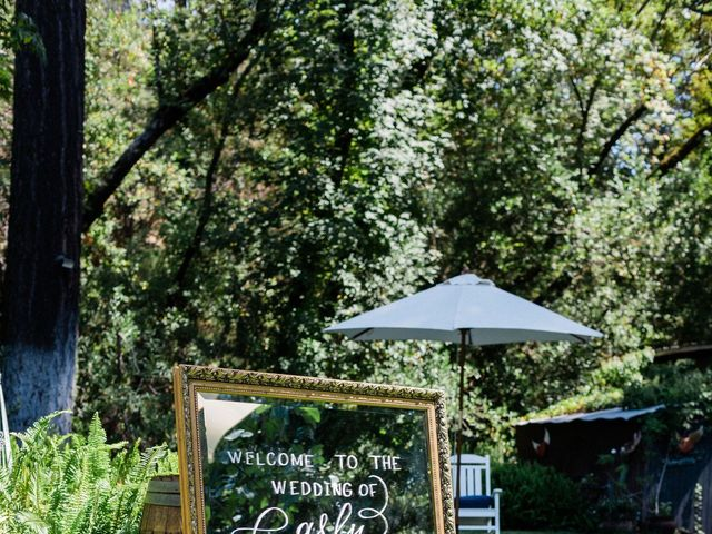 Andrew and Carly's Wedding in Santa Rosa, California 13