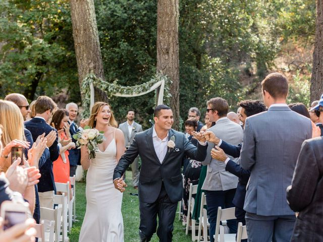 Andrew and Carly's Wedding in Santa Rosa, California 25
