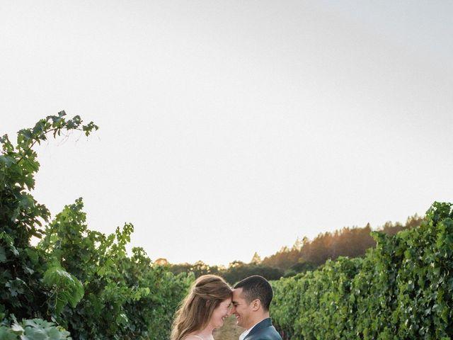 Andrew and Carly's Wedding in Santa Rosa, California 36
