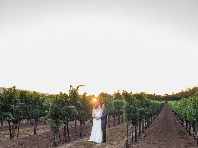 Andrew and Carly's Wedding in Santa Rosa, California 37