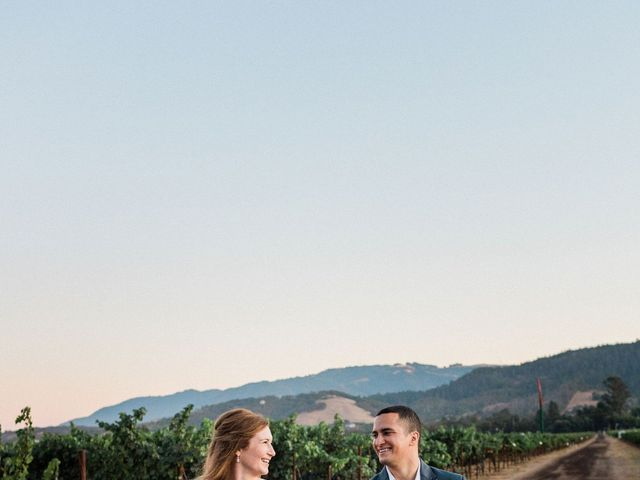 Andrew and Carly's Wedding in Santa Rosa, California 38