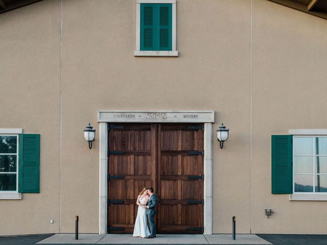 Andrew and Carly's Wedding in Santa Rosa, California 39