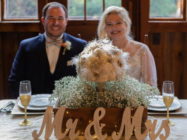 The wedding of Mikayla and Myles
