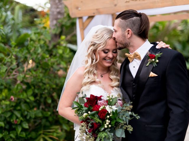 The wedding of Jamie and Andrew