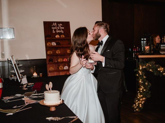 The wedding of Brennen and Kattie