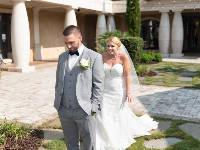 Justin and Jenna's Wedding in North Myrtle Beach, South Carolina 14