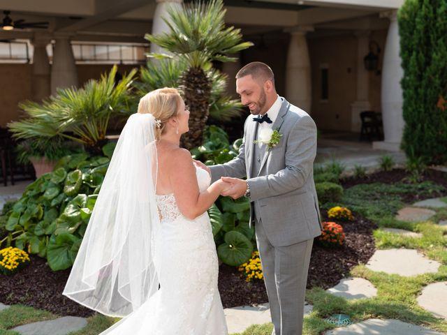 Justin and Jenna's Wedding in North Myrtle Beach, South Carolina 15