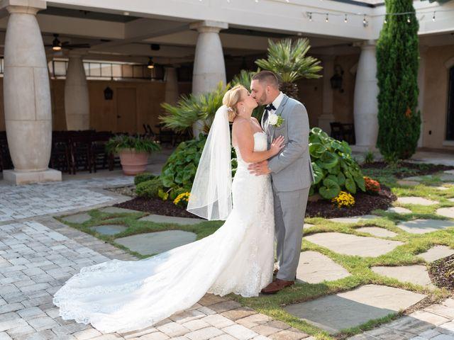 Justin and Jenna's Wedding in North Myrtle Beach, South Carolina 16