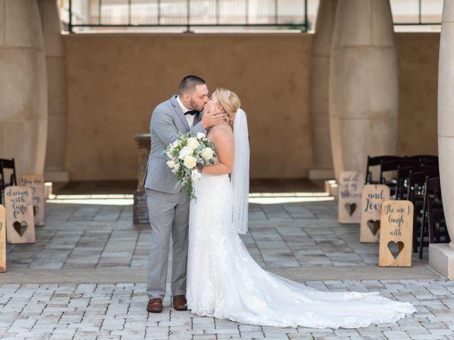 Justin and Jenna's Wedding in North Myrtle Beach, South Carolina 20