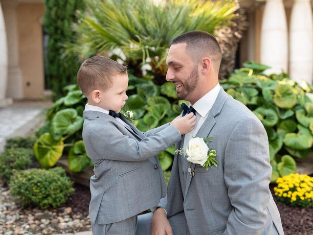 Justin and Jenna's Wedding in North Myrtle Beach, South Carolina 21