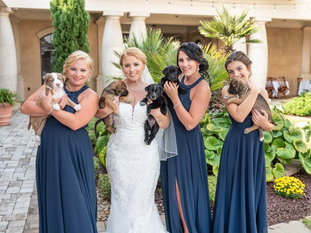 Justin and Jenna's Wedding in North Myrtle Beach, South Carolina 22