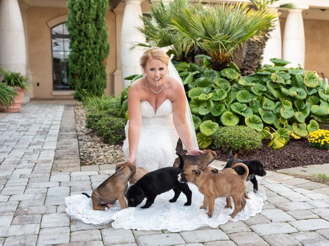 Justin and Jenna's Wedding in North Myrtle Beach, South Carolina 25