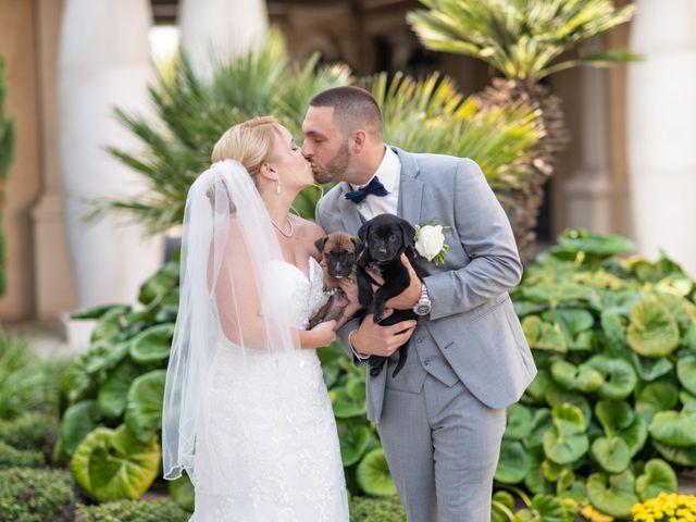 Justin and Jenna's Wedding in North Myrtle Beach, South Carolina 26