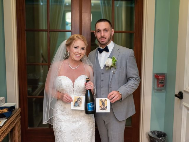 Justin and Jenna's Wedding in North Myrtle Beach, South Carolina 34