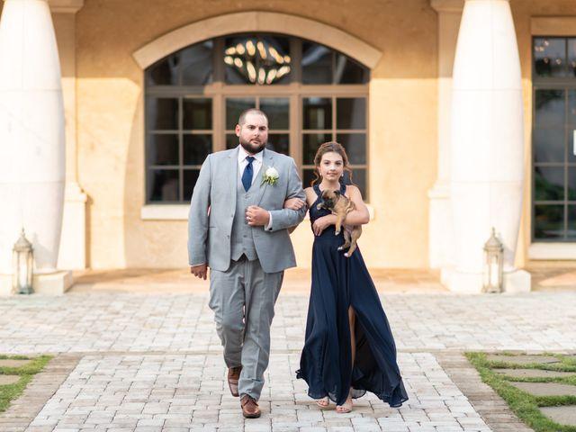 Justin and Jenna's Wedding in North Myrtle Beach, South Carolina 38