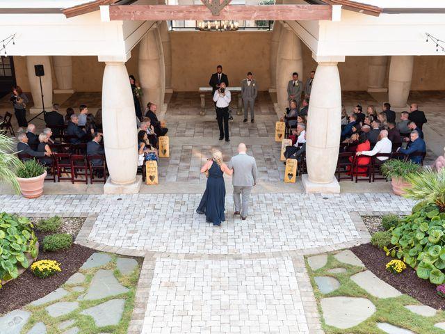 Justin and Jenna's Wedding in North Myrtle Beach, South Carolina 40