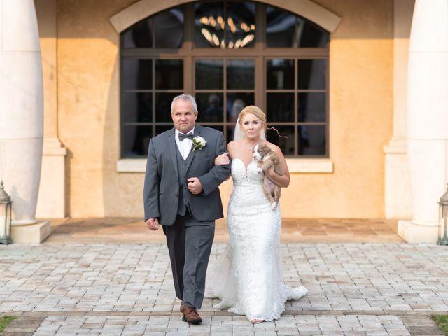 Justin and Jenna's Wedding in North Myrtle Beach, South Carolina 42
