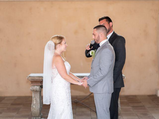 Justin and Jenna's Wedding in North Myrtle Beach, South Carolina 46