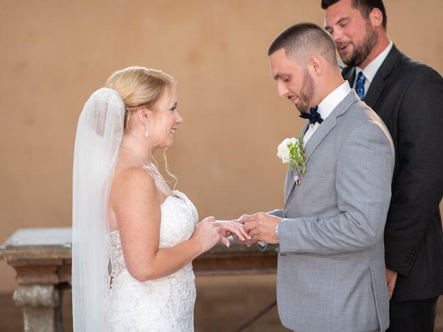 Justin and Jenna's Wedding in North Myrtle Beach, South Carolina 49