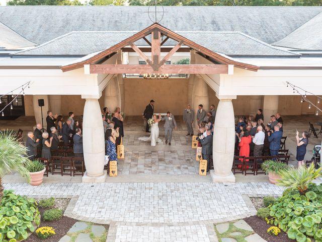 Justin and Jenna's Wedding in North Myrtle Beach, South Carolina 52