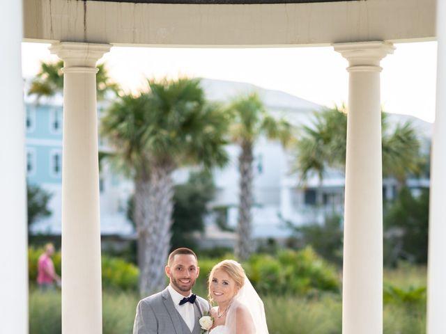 Justin and Jenna's Wedding in North Myrtle Beach, South Carolina 55