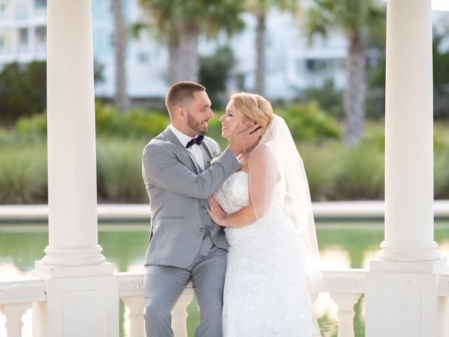 Justin and Jenna's Wedding in North Myrtle Beach, South Carolina 56