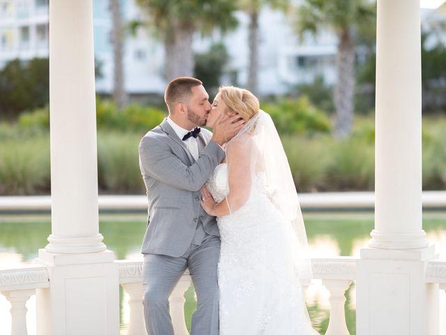 Justin and Jenna's Wedding in North Myrtle Beach, South Carolina 57