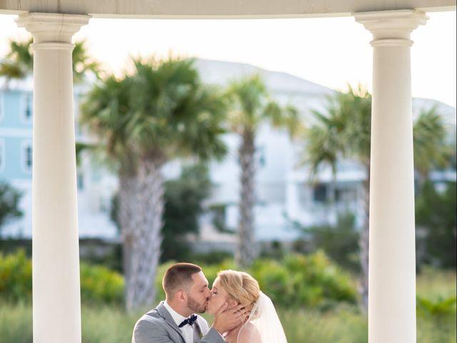Justin and Jenna's Wedding in North Myrtle Beach, South Carolina 58