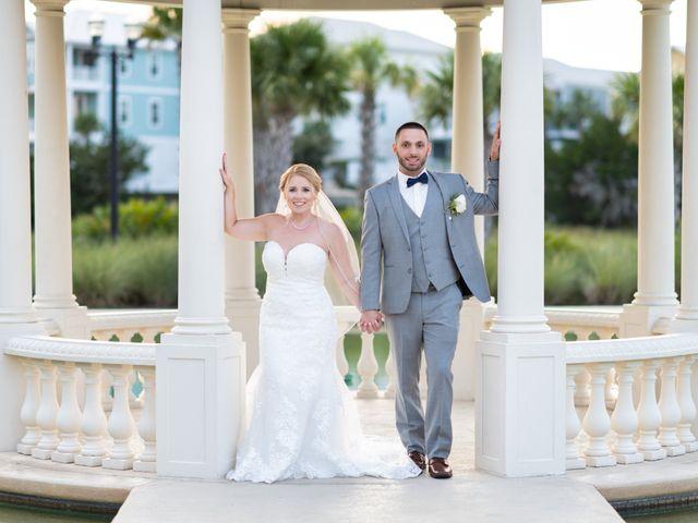 Justin and Jenna's Wedding in North Myrtle Beach, South Carolina 59