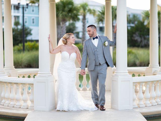 Justin and Jenna's Wedding in North Myrtle Beach, South Carolina 60